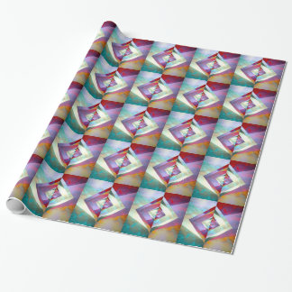 Origami Sky Gift Wrap Wrapping Paper