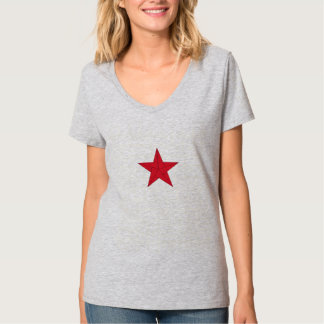 Origami Star – Red T-Shirt