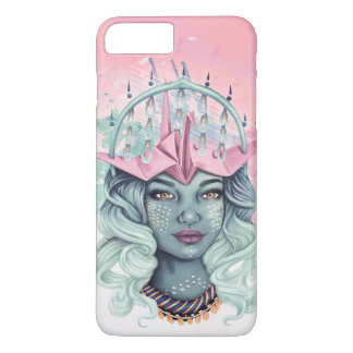 Origami Tsuru Girl iPhone 8 Plus/7 Plus Case