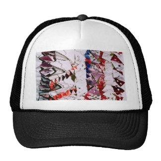 Origami Weave Cap