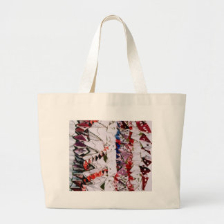 Origami Weave Jumbo Tote Bag