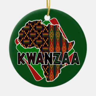 Origin Kwanzaa Holiday Ornament