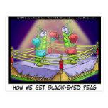 Origin Of Black Eye Peas Funny Boxing Tees/Gifts