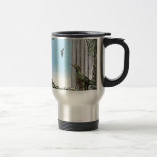 Origin Of Species - Custom Print! Stainless Steel Travel Mug