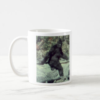 ORIGINAL 1967 BIGFOOT SASQUATCH PHOTO COFFEE MUG