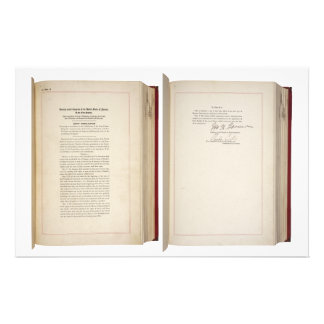 ORIGINAL 20th Amendment U S Constitution Stationery