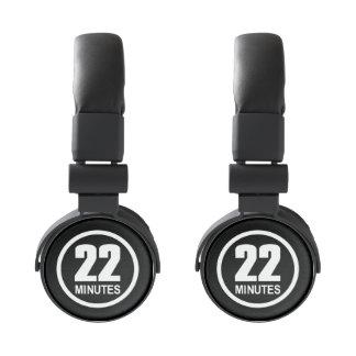 Original - 22 Minutes Headphones