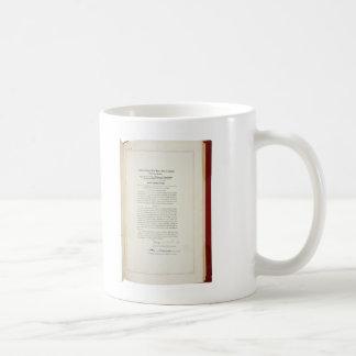 ORIGINAL 22nd Amendment U.S. Constitution Basic White Mug