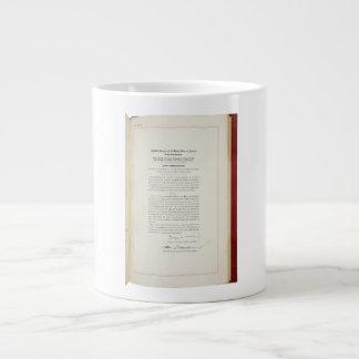 ORIGINAL 22nd Amendment U.S. Constitution Jumbo Mug