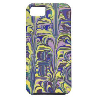 Original abstract art on iPhone 5 case