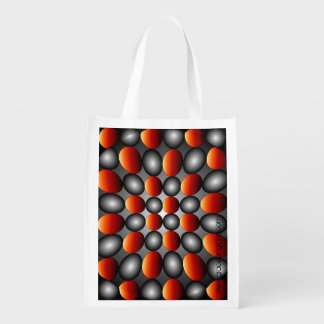 Original Art Reusable Grocery Bag