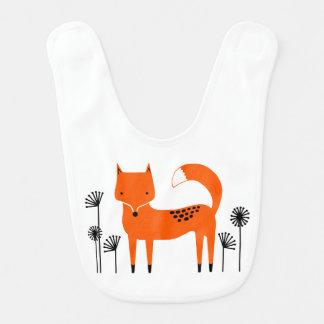"""""""Original art work"""" country wild fox Bib"""