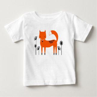 """Original art work"" Fred the Fox Baby T-Shirt"