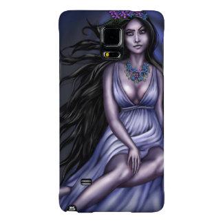Original artwork fantasy Galaxy note case cover Galaxy Note 4 Case