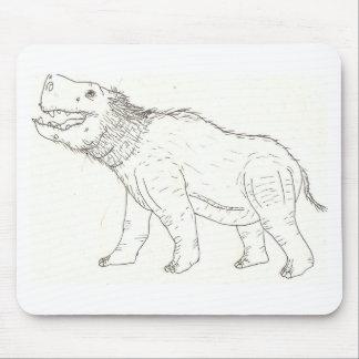 original artwork mouse pad