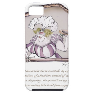 Original Bakewell Pudding, tony fernandes.tif iPhone 5 Cases