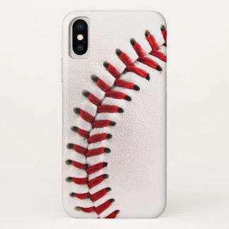 Original baseball ball iPhone x case