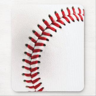Original baseball ball mouse mat