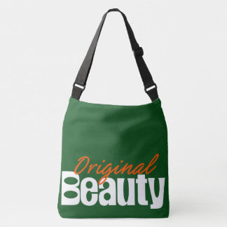 Original Beauty Cross-Body Tote Bag