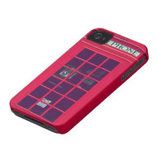 Original british phone box Case-Mate iPhone 4 cases