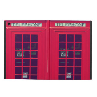 Original british phone box iPad air cover