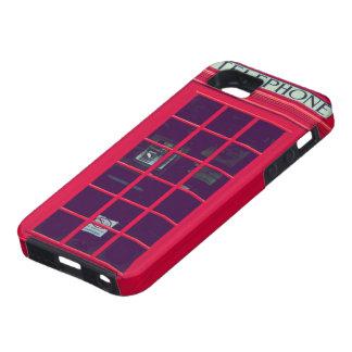 Original british phone box iPhone 5 case