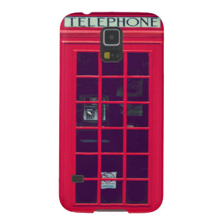 Original british red phone box galaxy s5 cover