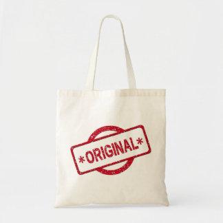 Original Budget Tote Budget Tote Bag