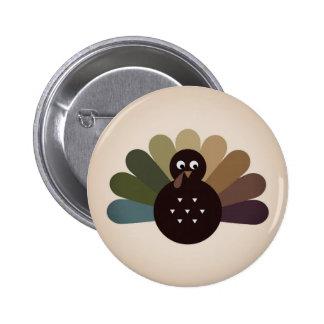 Original button with Bird