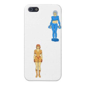 Original comic character iPhone 5 case