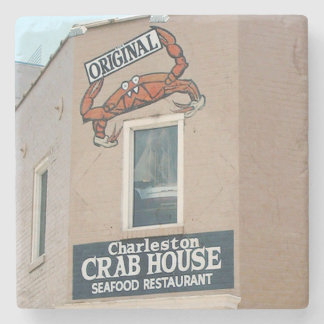 Original Crab House Charleston, SC. Coaster
