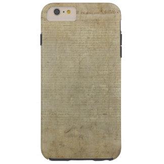 Original Declaration of Independence Tough iPhone 6 Plus Case