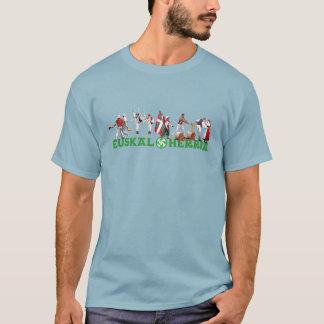 Original design: Basque Country (Euskal Herria), T-Shirt