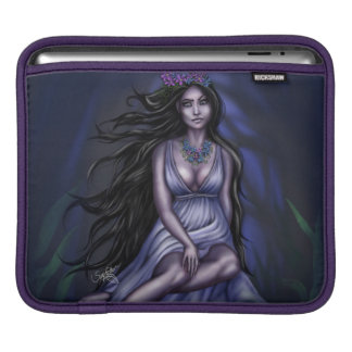 Original fantasy artwork ipad case by Songfeather Sleeve For iPads