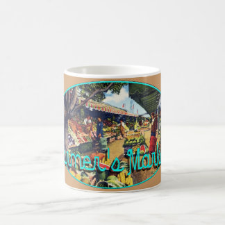 Original Farmer's Market, Hollywood, California Coffee Mug