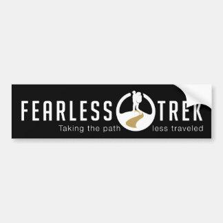 Original Fearless Trek Bumper Sticker
