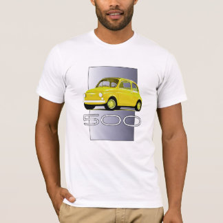 Original Fiat 500: competitive edition T-Shirt