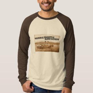 Original Freestyle Canoe Dancing Tee Shirt