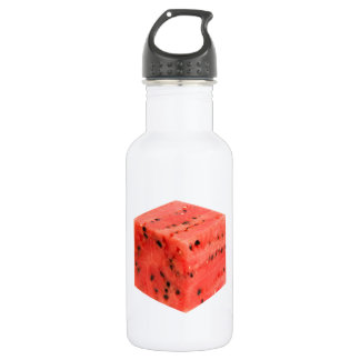 Original Fresh Sweet Red Watermelon Food Cube 532 Ml Water Bottle