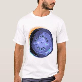 Original Frisbee Pie Tin Pop-Art T-Shirt