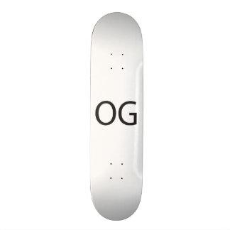 Original Gangsta.ai Skate Decks
