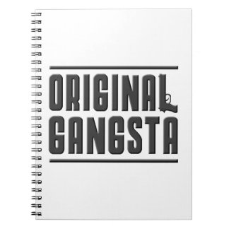 Original Gangsta Notebooks