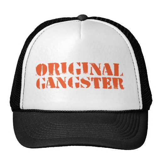 Original Gangster Cap