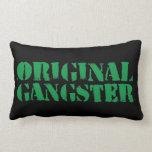Original Gangster Pillow