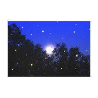 Original Glow Bug Photography Gallery Wrap Canvas