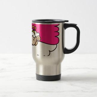 Original goods of me e ru stainless steel travel mug