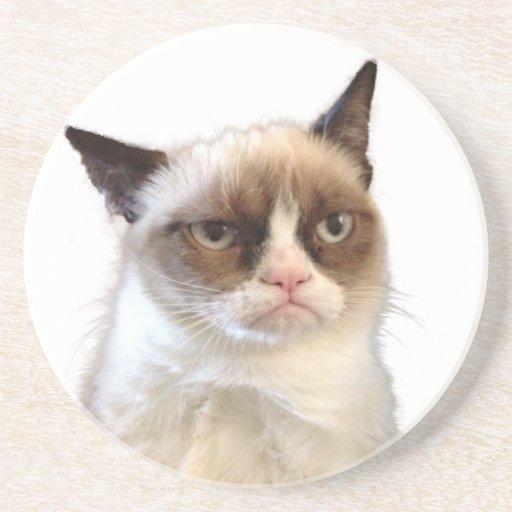 Original Grumpy Cat Coasters