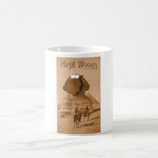 """Original """"Hayn Woogy - Egypt"""" cup Coffee Mugs"""