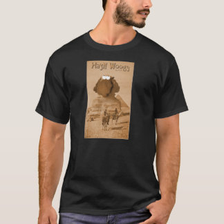 "Original ""Hayn Woogy - Egypt"" T-shirt"