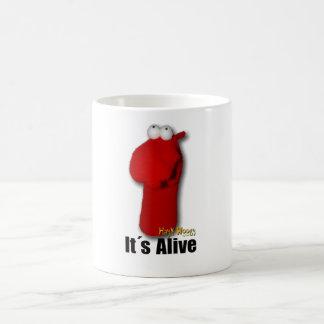 "Original ""Hayn Woogy - It´s Alive"" cup Basic White Mug"